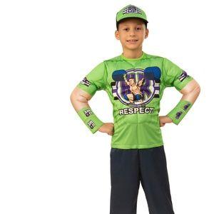 WWE John Cena Boys Halloween Costume NEW